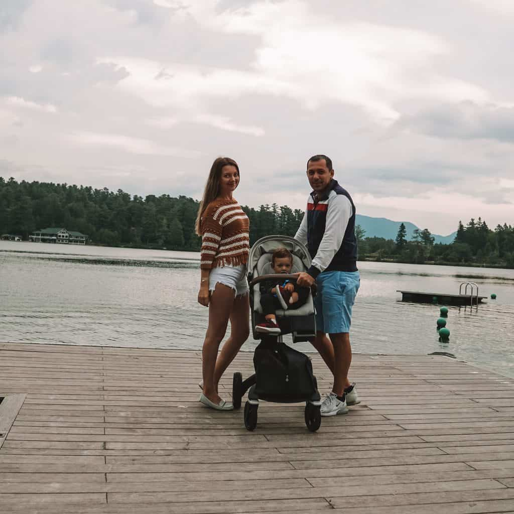 Our stay at the Golden Arrow Lakeside Resort in Lake Placid