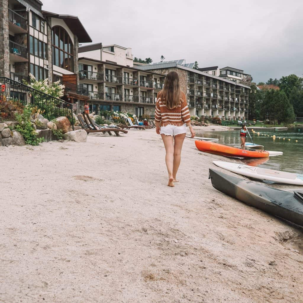 Stay at Golden Arrow Lakeside Resort