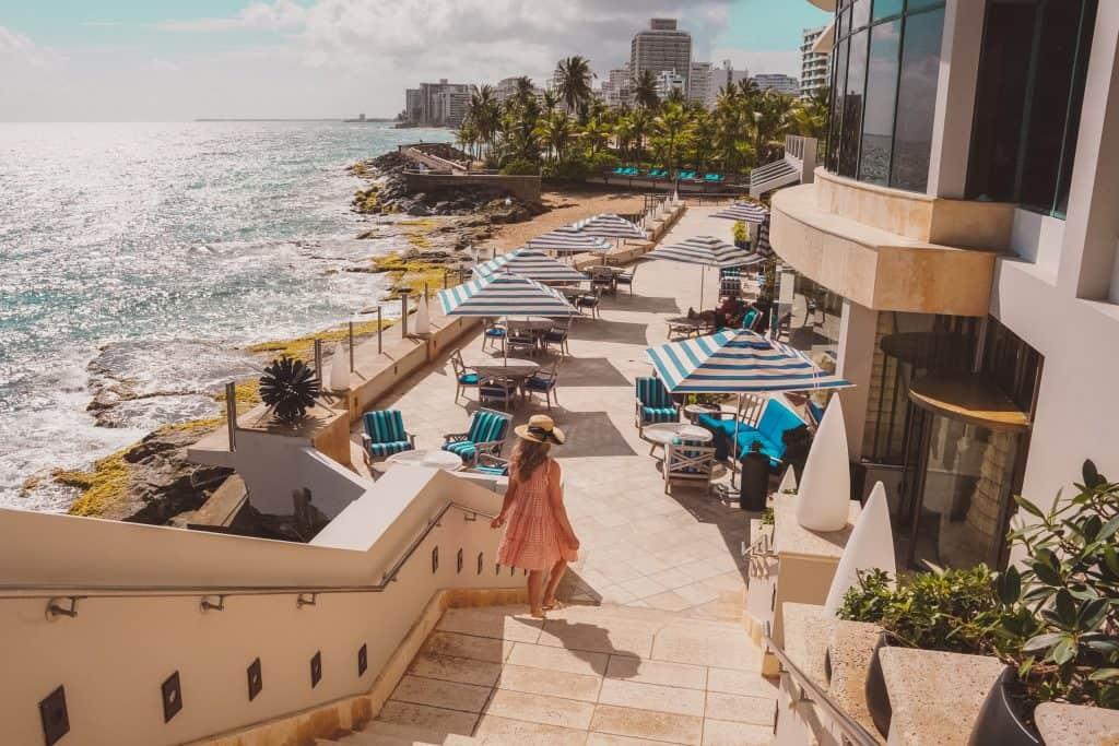 Our Stay at Condado Vanderbilt Hotel in Puerto Rico