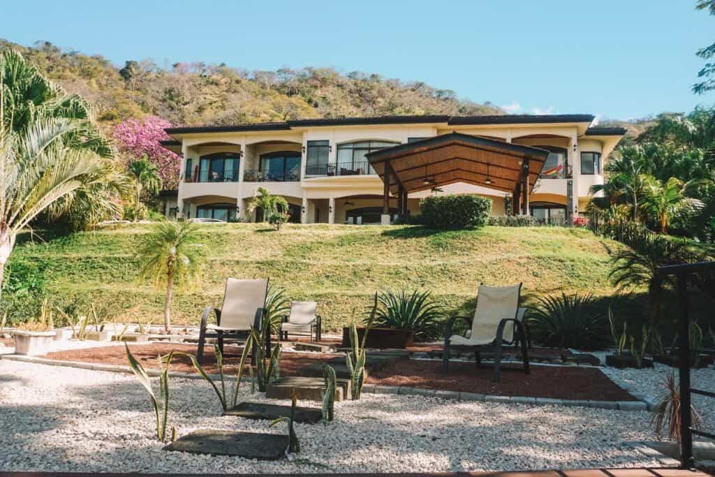 Honeymoon resort in Guanacaste, Costa Rica